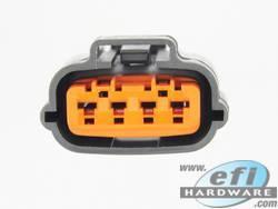 4 Pin Connector Mazda FD RX7 TPS