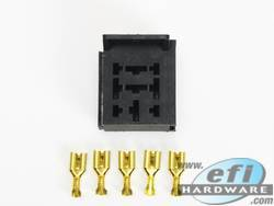 relay base 5-pin suits relay H-REL product image