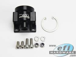 EFI Hardware Fuel Pressure Regulator / Damper Housing