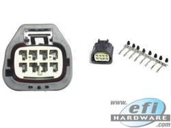 8 Pin DBW Pedal Connectorsuits BA Falcon & VZ Commodore