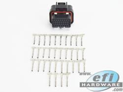 """34 Way AMP Super Seal Kit """"2"""" Keying"""