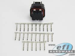 """26 Way AMP Super Seal Kit """"3"""" Keying"""